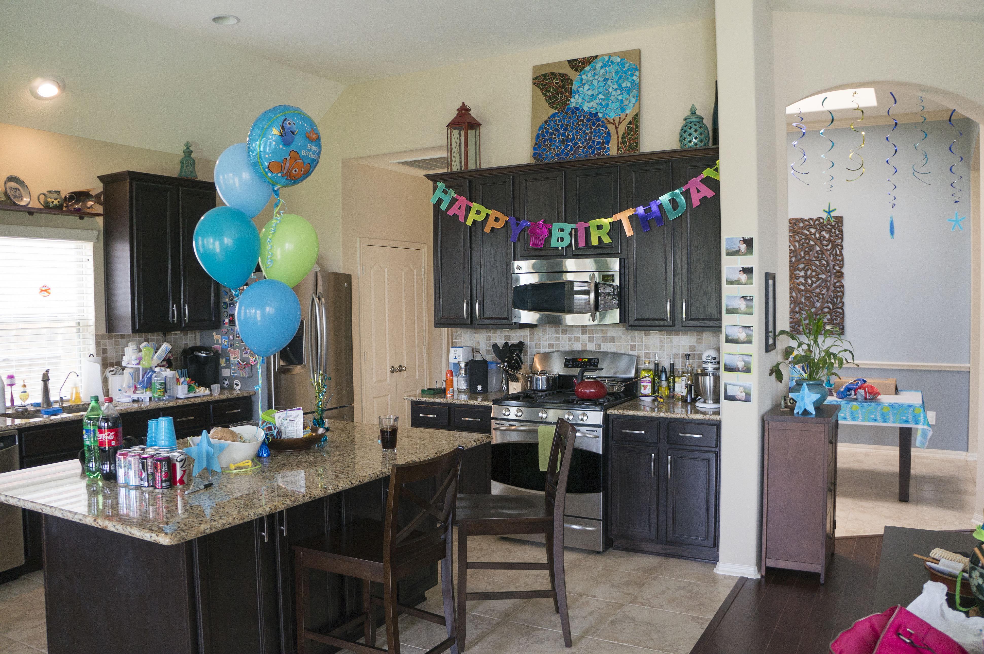 Emmas 1st Birthday Party