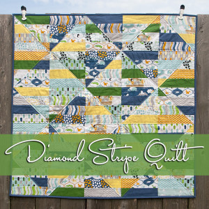 diamondstripequilt