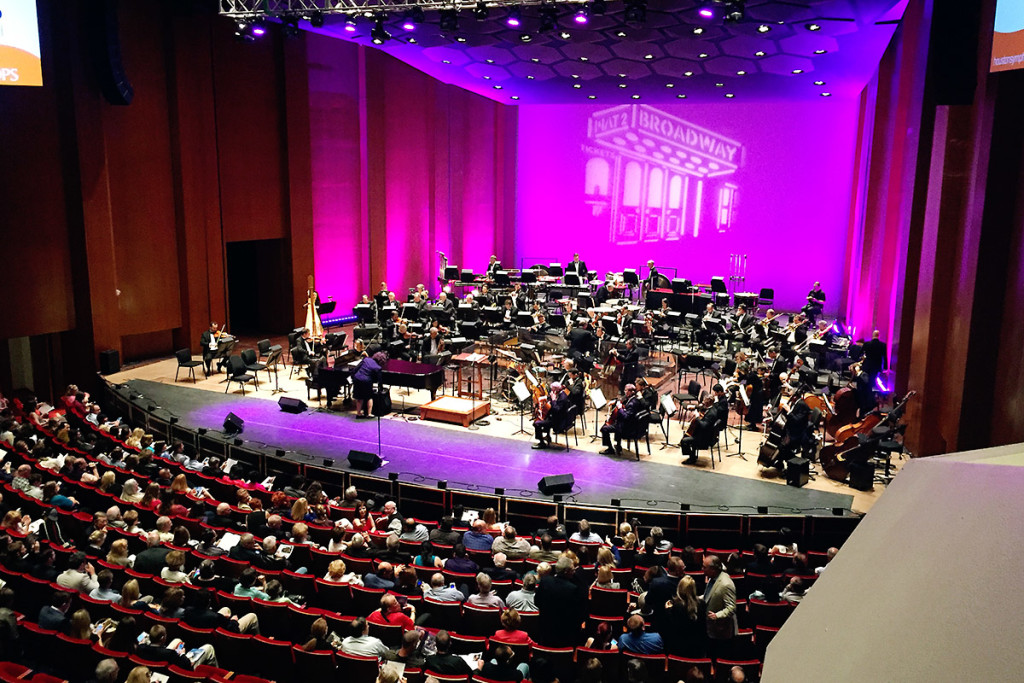 Houston Symphony / Saroy