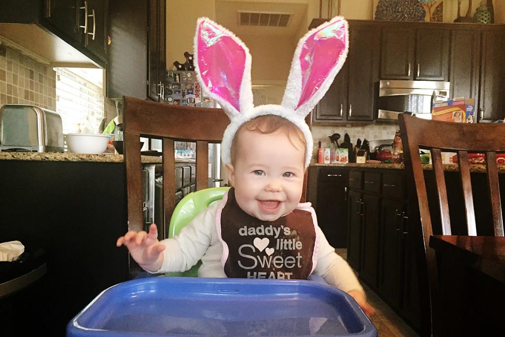 Charlotte the Bunny / Saroy