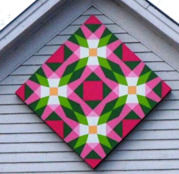 Dogwood Star Baby Quilt : dogwood quilt pattern - Adamdwight.com